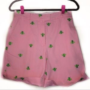 LILLY PULITZER Pink Bee Shorts
